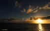 Sailing Off Into the Sunset - Maui, Hawaii (Barra1man (Very, Very Busy)) Tags: sailingoffintothesunset sailing ship settingsun sun pacific pacificocean ocean marine kaanapalibeach sunrays blue maui lanai hawaii unitedstates olympus olympusem1 lens918mm iso800 f2211250