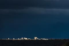 Skyline V (iegienie) Tags: skyline geneva genève sun thunder