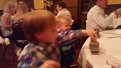 "Colton and Paul Play at the Rehearsal Dinner • <a style=""font-size:0.8em;"" href=""http://www.flickr.com/photos/109120354@N07/37953318831/"" target=""_blank"">View on Flickr</a>"