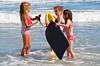 Showing The Twins How To Boogie Board (Joe Shlabotnik) Tags: july2017 higginsbeach violet boogieboard 2017 maine gabriella carolina ocean beach afsdxvrnikkor55300mm4556ged