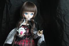 Happy Halloween!!!🎃🎃🎃 (Ninotpetrificat) Tags: doll dd dollfiedream muñeca mdd volks japantoy juguete japandoll hobby cute kawaii fantasma toys puppe halloween