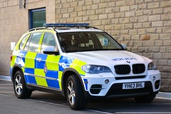 YH63 BHL (S11 AUN) Tags: west yorkshire police wyp bmw x5 xdrive30d 4x4 anpr traffic car rpu roads policing unit 999 emergency vehicle yh63bhl