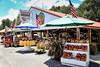 Produce stand - Aiken Co, S.C. (DT's Photo Site - Anderson S.C.) Tags: canon 6d 24105mml lens aikensc saras produce stand hiway19 midlands south carolina fruits vegetables business sign vendor