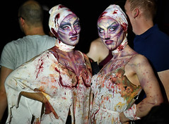 Drag Wars Oct 2017 (Peter Jennings 25 Million+ views) Tags: drag wars oct 2017 kita anita auckland new zealand peter jennings nz zombie gon boogaloo