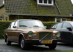1973 Volvo 164E Automatic (peterolthof) Tags: marum peterolthof 29fvjr