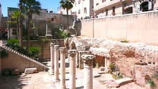 Jerusalem's Cardo.