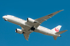 Japan Airlines Dreamliner JA828J (SBGrad) Tags: 2017 787 787800 80200mmf28dafs alr boeing d300s dreamliner ja828j japanairlines ksan lindberghfield nikkor nikon san sandiego exif:isospeed=200 camera:model=nikond300s exif:model=nikond300s exif:make=nikoncorporation exif:aperture=ƒ63 exif:lens=8002000mmf28 exif:focallength=155mm camera:make=nikoncorporation aero:man=boeing aero:airline=jal aero:airport=ksan aero:model=787 aero:series=800 aero:tail=ja828j