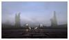 shadows (dirkbreisch) Tags: sonyz1635f4 dirkbreisch bohemian einfachnurgut photographer praha sonya7ii charlesbridge stars prag foggy cityscape nebel wochenende wolken niesel
