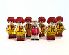 The Colonel's Clone Clown Army! (tim constable) Tags: colonelsanders kfc kentuckyfriedchicken ronald mcdonald mcdonalds fastfood fastfoodturfwar clone zombie killer clowns squable dispute conflict resolution argument settlingascore payback revenge gettingeven escalation timconstable fun joke funny humorous humour lol comdey comic iconic emblem figure brand marketing battle conflictresolution makeup costume fancydress party uniform militia army troops troopers squad robots sinister horror horrifying nightmare evil joker yellow red redandwhite stripes suit whitesuit apron cooking battleofthebrands bristol avon bs42lj