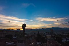 Medellin City (jonybolivar) Tags: medellin colombia sunset cielo sky silueta montañas antioquia 2017 nikon7200