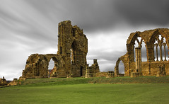 A Ruin...A Ruin...A Ruin... (Caleb4Ever) Tags: whitbyabbey abbey whitby ruin ruins photo gothic architecture le englishheritage caleb4ever