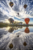 IMG_7464 (micro_lone_patriot) Tags: geisingersdreambighotairballoonfestival balloonfest hotairballoon reflection dawn morning launch balloon spyglassridgewinery ybs2017 bestshot