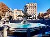 Triton Fountain (frank.garcia1978) Tags: water triton holidays vacation traveller photography europe italia italy roma rome fountain tritonfountain bernini