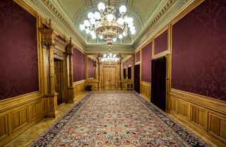 Hungarian Opera House - King's hall