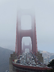 Golden Gate Bridge (jonhuskisson) Tags: goldengatebridge goldengate bridge architecture california sanfrancisco usa