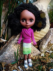 (Linayum) Tags: kiara jecci jecci5 jeccifive doll dolls muñeca muñecas crochet handmade ganchillo linayum