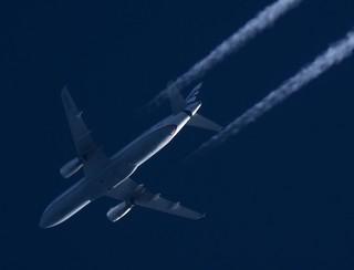 Aegean A320 (SX-DVY); 36,000 ft (LYS-ATH)