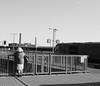 Waiting (Diego Leon y Bethencourt) Tags: cork street photography new black white colour ekatchorme kino eircom architecture art brutalism canon eos pallas 28mm f28