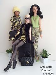 -FR 16 DOLLS- (Fashion Dolls Couture- unlimited) Tags: platinum society hanne erikson amethyst factor anais mcnight exuberance erickson dollsfashion royalty dollsintegrity fashion dollsitbedoll coutureknitted doll dresscrochet dress fr16 itbe