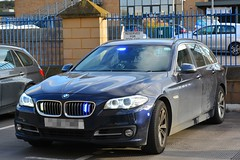 Unmarked Traffic Car (S11 AUN) Tags: west yorkshire police wyp bmw 525d 5series estate touring unmarked anpr traffic car rpu roads policing unit 999 emergency vehicle
