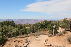 IMG_0160 (tecumseh1967) Tags: 2017 canyonsland mesaarch nationalpark rotel usa wanderreise