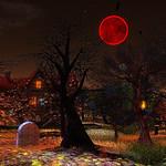 Halloween Landscape at 21strom thumbnail