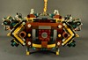 Darling Royale- backview (The_Newt) Tags: lego steampunk spaceship moc darling royale airship steam punk