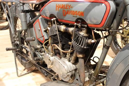 Harley Davidson C 74 ci