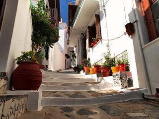 Skopelos street
