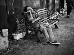 Anywhere will do 😴 💤 ... sweet dreams (-Faisal Aljunied - !!) Tags: sweetdreams sleeping streetphotography faisalaljunied vietnam saigon hochiminh