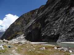 P1120773 (ks_bluechip) Tags: satopanth trek uttarakhand india choukhamba narayan neelkanth nar kamet swargarohini sept2017 lake mana badrinath sahasradhara laxmivan chakrathirth bandhar matamurti balkun
