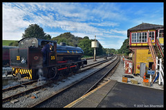 No 35 NCB Norman 19th Sept 2017 Embasy & Bolton Abbey Railway (Ian Sharman 1963) Tags: no 35 ncb norman 19th sept 2017 embasy bolton abbey railway hunslet engine company austerity 060st