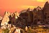 KAPADOKYA (Talip Çetin) Tags: kapadokya cappadocia peri bacaları fairy chimneys açık hava müzesi historical city place cave mağara kaya mezarları rock tombs klise church şapel monastery volkanik erezyon oluşumları volcanic turkey türkiye turkish turquie türkei turquía トルコ turchia турция 土耳其 تركيا manzara landscape flag sky nevşehir göreme uçhisar ortahisar çavuşin paşabağ zelve skies bulutlar siyah kızıl anadolu anatolia vadisi valley ürgüp trip travel balayı honeymoon avanos