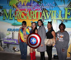 Halloween Costume Party at Margaritaville & LandShark - October 31, 2016