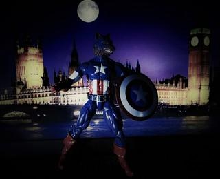 An (Captain) American Werewolf In London