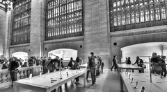 Apple store in Grand Central Terminal (maaachuuun) Tags: applestore grandcentralterminal gct newyork nyc manhattan usa tamron 1530mm