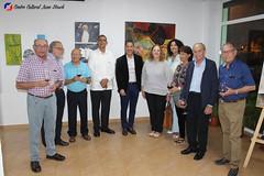 """Inauguración de la exposición de pinturas de Rubén Darío Carrasco • <a style=""""font-size:0.8em;"""" href=""""http://www.flickr.com/photos/136092263@N07/36970641234/"""" target=""""_blank"""">View on Flickr</a>"""