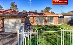 6 Pentland Street, Quakers Hill NSW