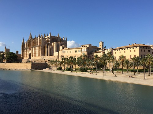 Palma, Spain, October 2017