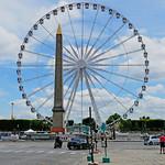 Ferris wheel - big wheel - observation wheel - giant wheel thumbnail