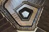 5 (albi_tai) Tags: scala stairs 5 pentagono spirale pov geometria prospettiva 21100 varese grandhotelcampodeifiori fai albitai d750 nikon nikond750