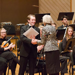 "<b>Homecoming Concert</b><br/> The 2017 Homecoming Concert, featuring performances from Concert Band, Nordic Choir, and Symphony Orchestra. Sunday, October 8, 2017. Photo by Nathan Riley.<a href=""//farm5.static.flickr.com/4485/37085407493_fa91952f35_o.jpg"" title=""High res"">∝</a>"