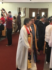 Installation Service of the Reverend Jeremias Lagahit