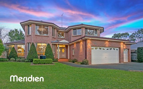 5 Bentley Ave, Kellyville NSW