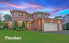 5 Bentley Ave, Kellyville NSW