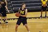 Moritz Wagner (13) (RichKD) Tags: michigan wolverine basketball 2017 open practice university athletics maize blue gym crisler center arena court goblue moritz wagner mo