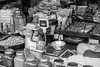 Spice market (gaalvarezc) Tags: photography street streetphotography bw blackwhite blackandwhite black white light people india hyderabad spice market food unexpected