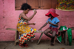 Playing cards in Anomabo (puuuuuuuuce) Tags: ghana