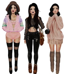 10072017 (♥Blur Mannequin) Tags: mbirdie amitomo boom essenz birdy oleander seul reign doux zenith ncore shoetopia n21 salem kustom9 k9 second life styling fashion gacha rare