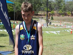 "Avanti Plus Duathlon, Lake Tinaroo, 07/10/17-Junior Race • <a style=""font-size:0.8em;"" href=""http://www.flickr.com/photos/146187037@N03/37309139370/"" target=""_blank"">View on Flickr</a>"